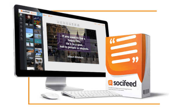 SociFeed Pro Video Traffic Software by Brett Ingram