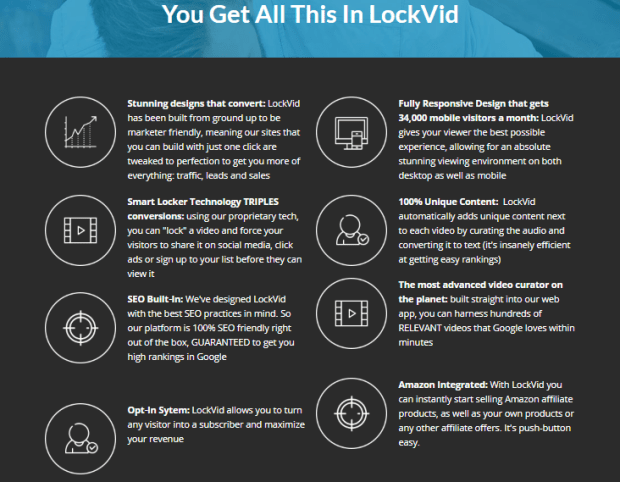 LockVid Pro Software by Andrew West