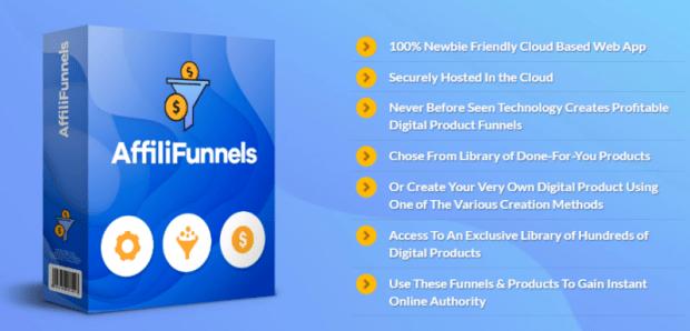 AffiliFunnels PRO Software & OTO by Glynn Kosky