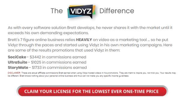 Vidyz Video System & OTO by Brett Rutecky