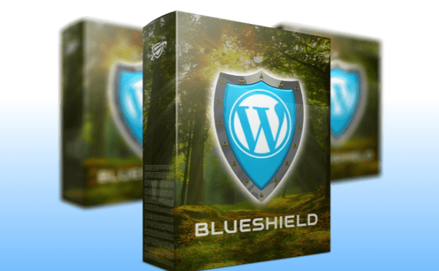 WP Blueshield Plugin Software by Fahrul Stream