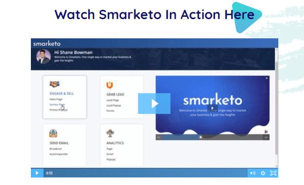 Smarketo App Commercial Plan Software & OTO by Amit Pareek