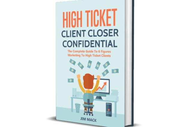 High-Ticket Client Closer Confidential