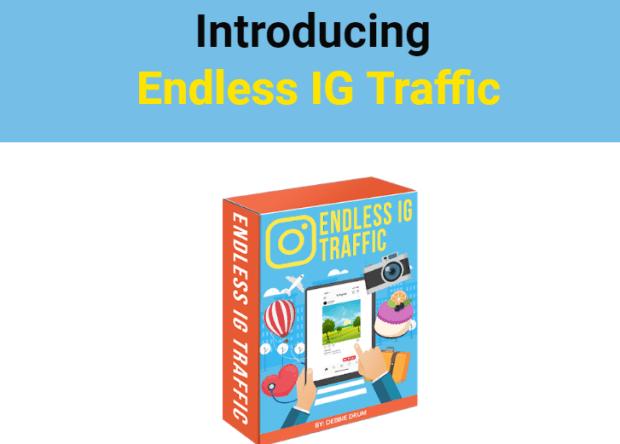 Endless IG Traffic Training System by Debbie Drum