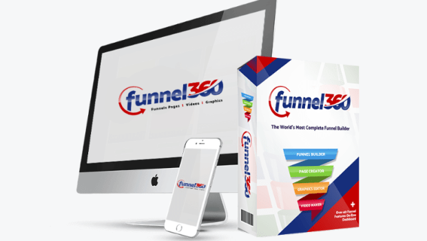 Funnel360 Pro Marketing Builder Software By Ope Banwo