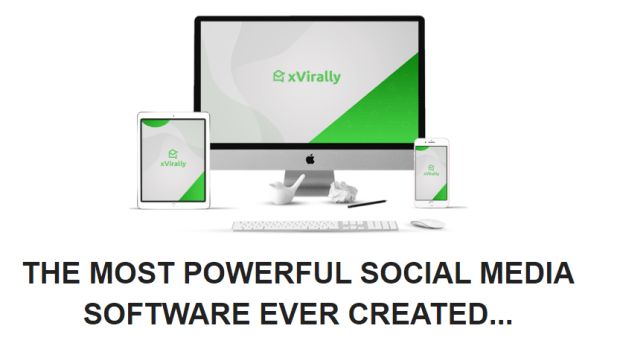 xVirally Pro Automation Software by Simon Greenhalgh