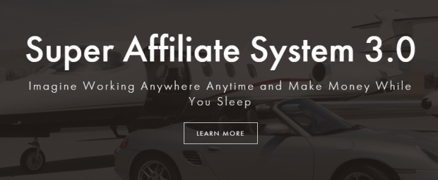 Super Affiliate System 3.0 Training Course by John Crestani