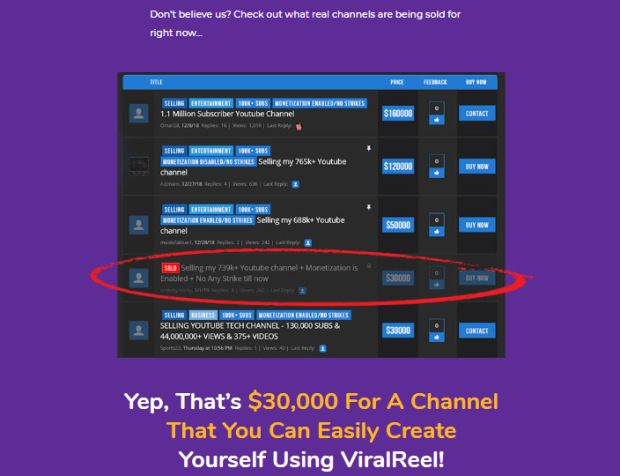 ViralReel Video Builder OTO Upsell by Abhi Dwivedi