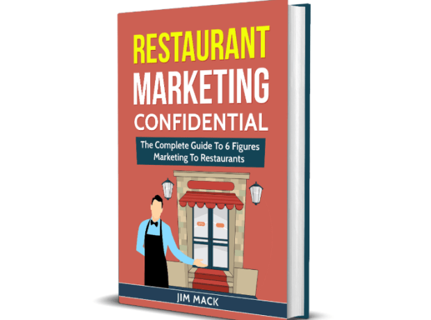 Restaurant Marketing Confidential Review & OTO Upsell by Jim Mack