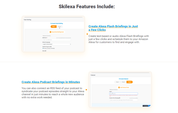 SKILEXA App & OTO Upsell by Ben Murray