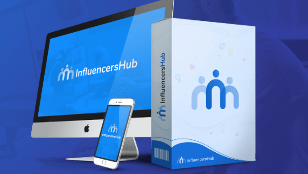INFLUENCERSHUB Review + OTO Upsell by Jay Sharma
