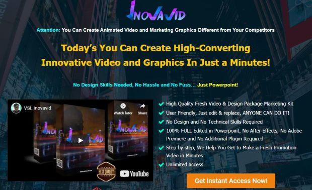 INOVAVID Animation Video Templates