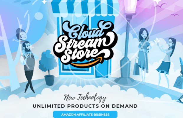 Stream Store 2.0 Cloud & OTO by Ariel Sanders