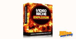 Video Niche Explosion Review and Bonuses