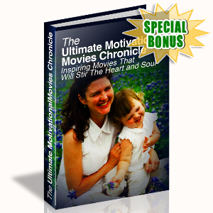 Special Bonuses - September 2015 - Ultimate Motivational Movies Chronicle