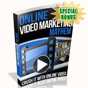 Special Bonuses - October 2015 - Online Video Marketing Mayhem