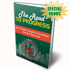 Special Bonuses - November 2015 - The Road To Progress