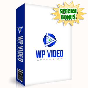 Special Bonuses - November 2015 - WP Video Attention Plugin
