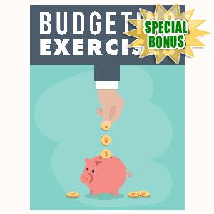 Special Bonuses - November 2015 - Budgeting Exercises