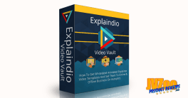 Explaindio Video Vault Review and Bonuses