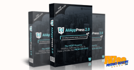 AllAppPress V2 Review and Bonuses