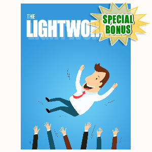 Special Bonuses - May 2016 - The Lightworker