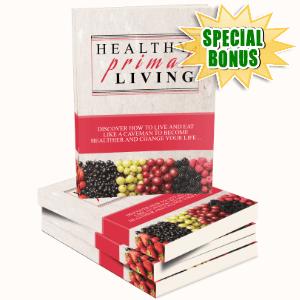 Special Bonuses - May 2016 - Healthy Primal Living