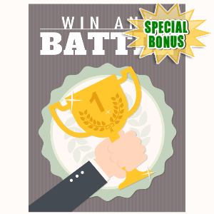 Special Bonuses - June 2016 - Win Any Battle