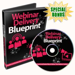 Special Bonuses - August 2016 - Webinar Delivery Blueprint Video Series