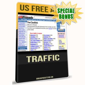 Special Bonuses - August 2016 - US Free Ads Traffic Video