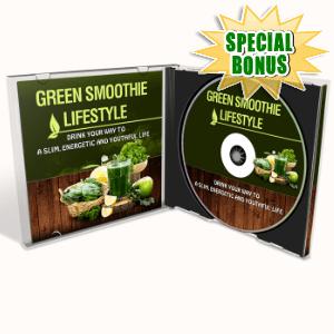 Special Bonuses - August 2016 - Green Smoothie Lifestyle Audio Upgrade