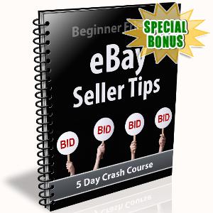 Special Bonuses - September 2016 - eBay Seller Tips
