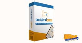 Social Vid Press Review and Bonuses