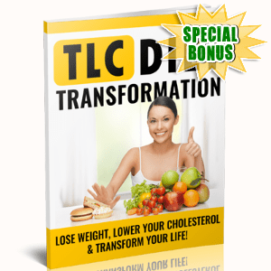 Special Bonuses - February 2017 - TLC Diet Transformation