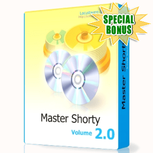 Special Bonuses - March 2017 - Master Shorty Software