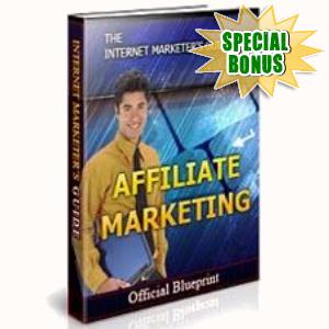 Special Bonuses - April 2017 - Affiliate Marketing