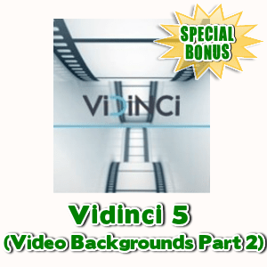 Special Bonuses - May 2017 - Vidinci 5 (Video Backgrounds Part 2)