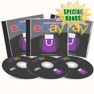 Special Bonuses - June 2017 - Exploiting eBay Audio Pack