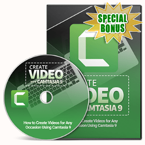 Special Bonuses - June 2017 - Create Video With Camtasia 9 Advanced Part 2
