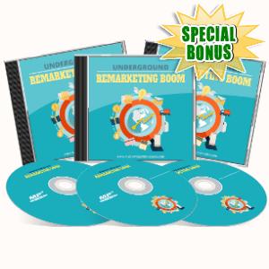 Special Bonuses - June 2017 - Underground Re-Marketing Boom Audio Pack