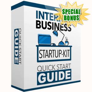 Special Bonuses - June 2017 - Internet Business Startup Kit Pack