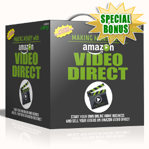 Special Bonuses - September 2017 - Making Money With Amazon Video Direct Video/Audio Series