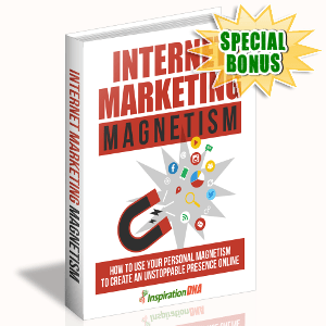 Special Bonuses - October 2017 - Internet Marketing Magnetism