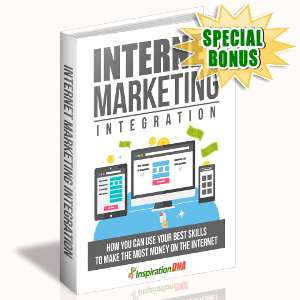 Special Bonuses - October 2017 - Internet Marketing Integration