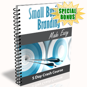 Special Bonuses - October 2017 - Small Business Branding Made Easy