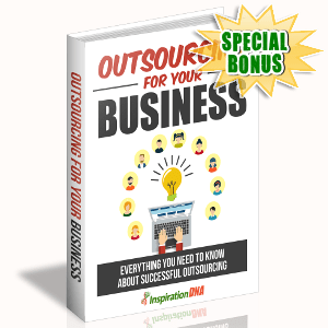 Special Bonuses - October 2017 - Outsourcing For Your Business