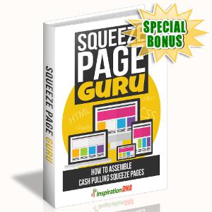 Special Bonuses - October 2017 - Squeeze Page Guru