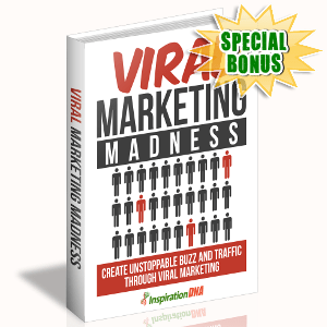 Special Bonuses - October 2017 - Viral Marketing Madness