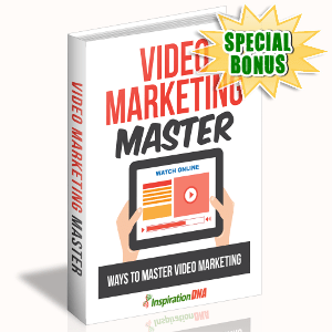 Special Bonuses - October 2017 - Video Marketing Master