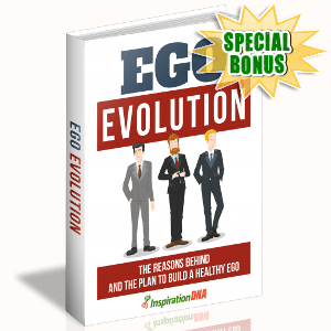 Special Bonuses - November 2017 - Ego Evolution